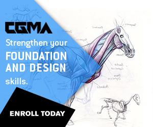 CGMA – Foundation and Design 3
