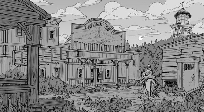 Cgma Environment Sketching For Production Concept Art World