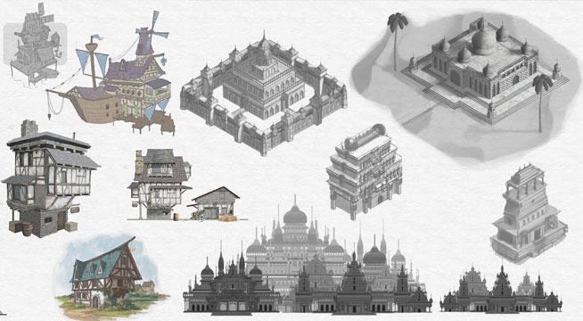 CGMA-Fundamentals-of-Architecture-Design   Concept Art World