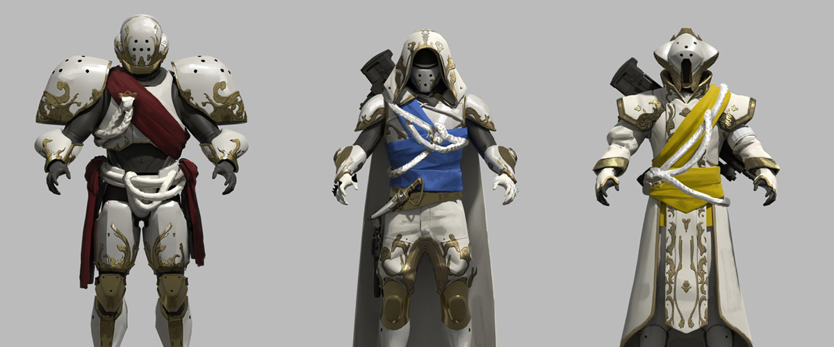 destiny 2 solstice of heroes armor concept art by ryan gitter