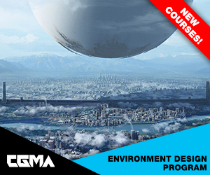 CGMA – Environment Design Program