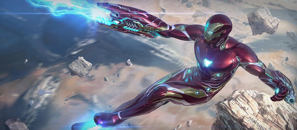 Avengers Infinity War Concept Art By Phil Saunders Concept Art World
