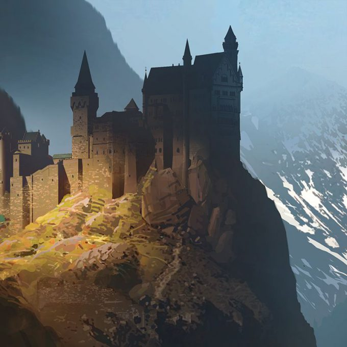 Fantastic Beasts The Crimes of Grindelwald Concept Art Peter Popken 13