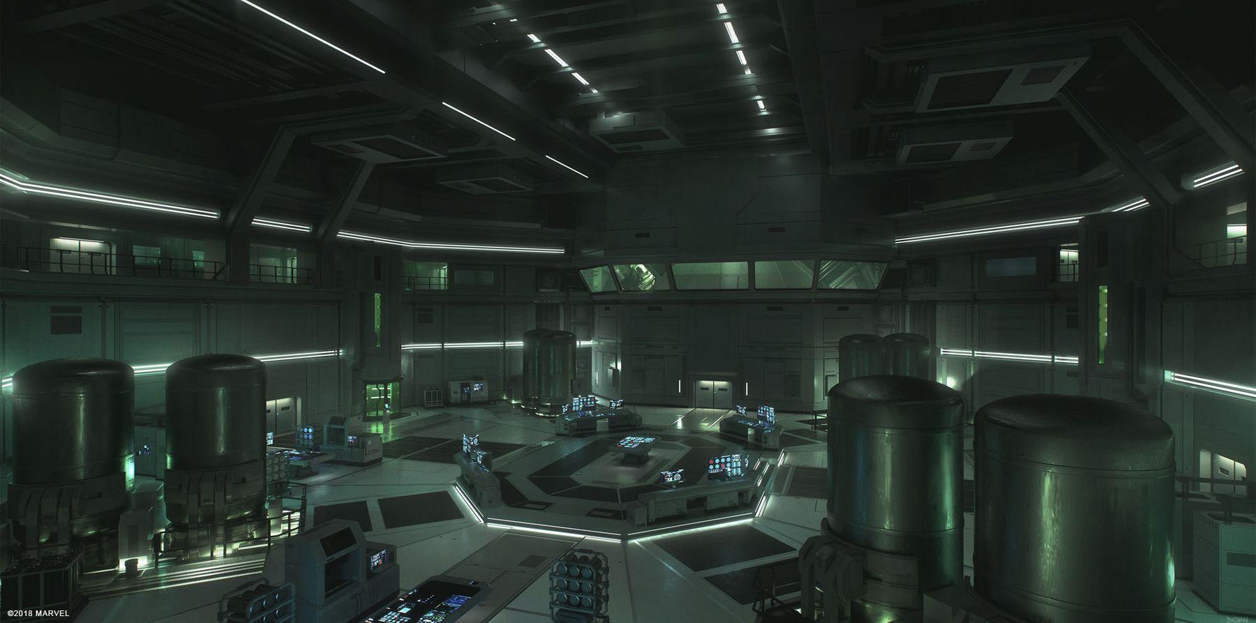 http://conceptartworld.com/wp-content/uploads/2019/01/Spider-Man-PS4-Game-Concept-Art-Dennis-Chan-Arena_Interior_Concept_Final_v01.jpg