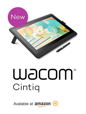 Wacom Cintiq – Amazon – 01