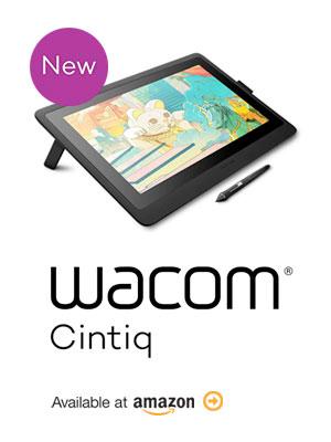 Wacom Cintiq – Amazon – 01