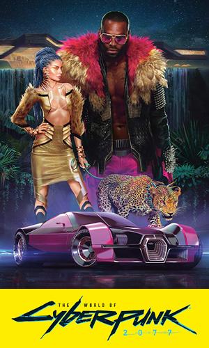 Book Banner – Cyberpunk 2077 – 01