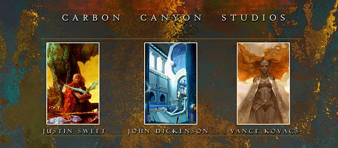 Carbon Cayon Studios 01a
