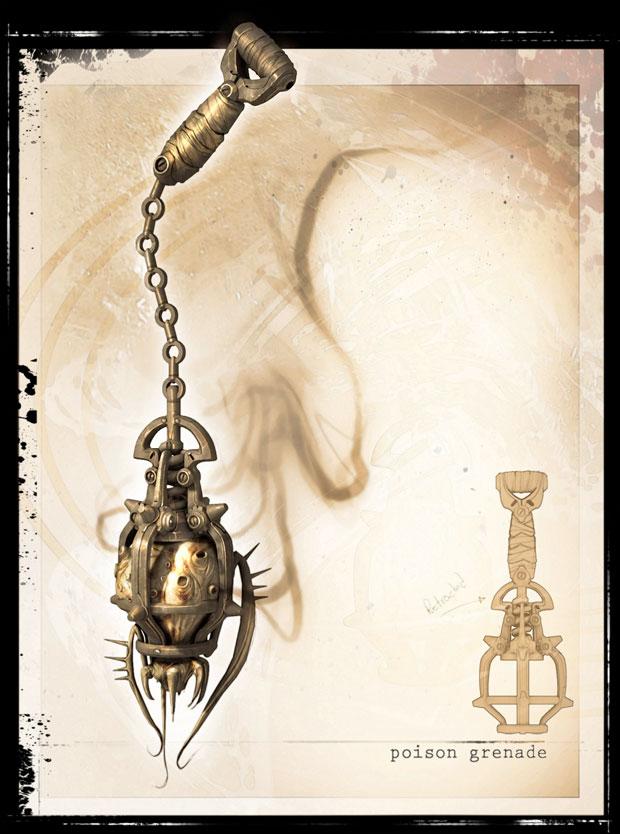 Gears of War 2 Concept Art