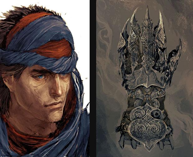 Prince of Persia Concept Art