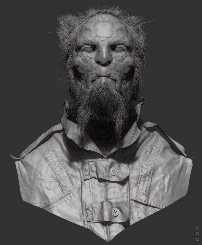 David Munoz Velazquez concept art Model01