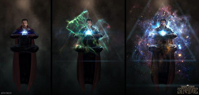 Doctor Strange concept art Josh Nizzi AstralProjection 03b JN