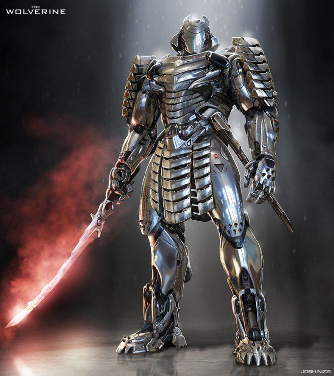 josh nizzi concept art silversamurai joshnizzi