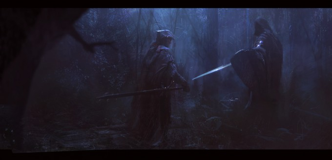 Levente_Peterffy_Concept_Art_12_knights_duel