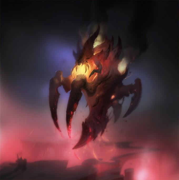 Viktor_Titov_Concept_Art_fire_colossus