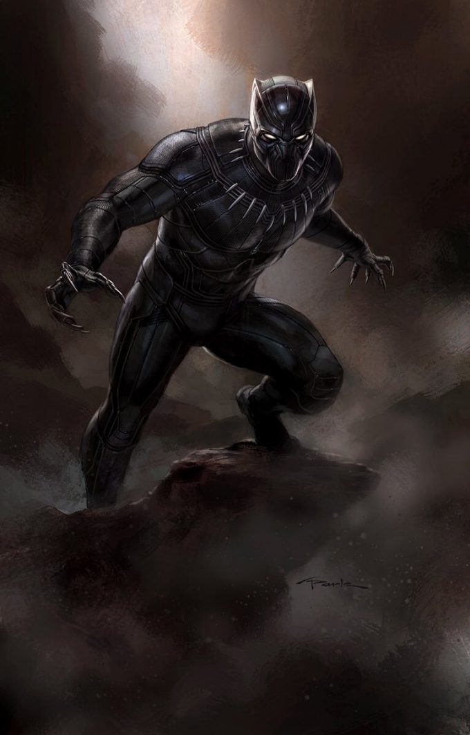 captain america civil war concept art andy park black panther 02