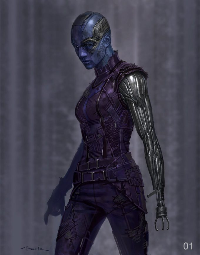 guardians of the galaxy concept art andy park ego nebula 01