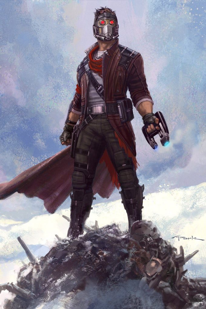 guardians of the galaxy vol 2 concept art andy park starlord 01