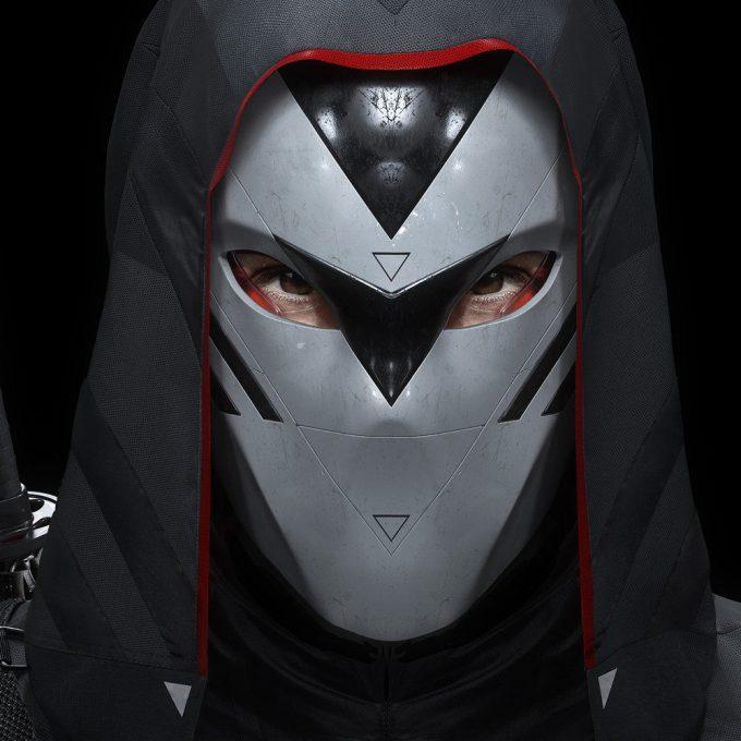Maciej Kuciara Concept Art Design NIKE AE Assassin Comp 05