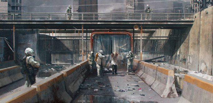 The Last of Us Concept Art Maciej Kuciara 03