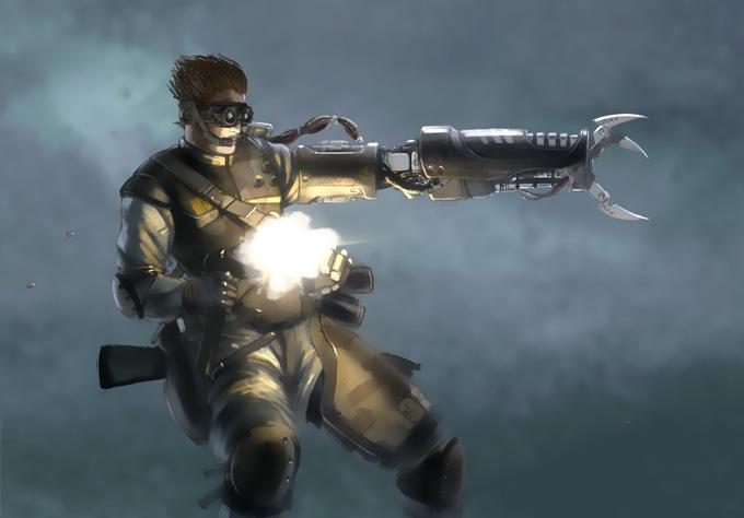 bionic commando 10