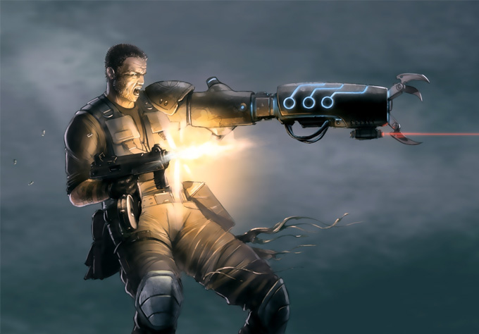 bionic commando 11