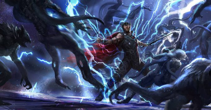 Anthony Francisco Concept Art Thor 01