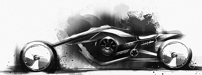 Mikael Lugnegård Concept Art