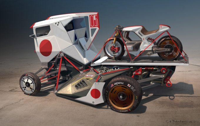 scott robertson concept art 2017 sci fi hauler 1