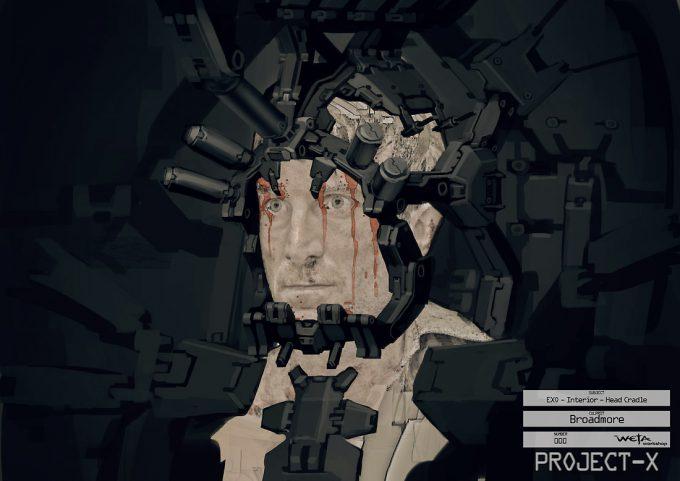 District 9 Concept Art Greg Broadmore Weta Workshop Design Studio 01