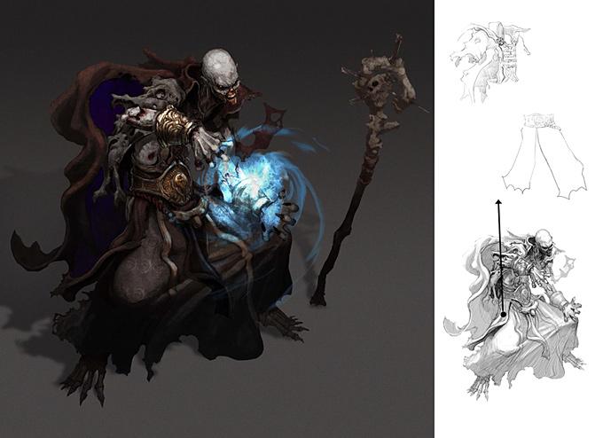 Aion Online Concept Art