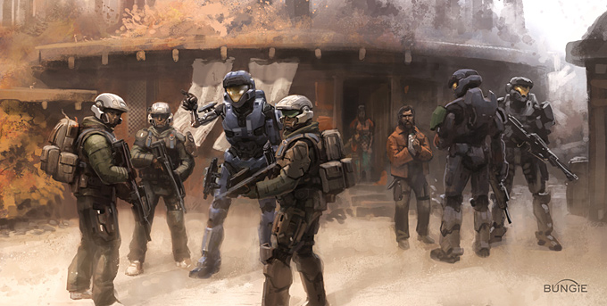 「halo reach concept art」の画像検索結果