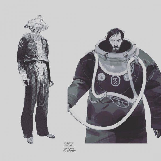 Rael Lyra concept art illustration 07