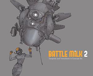 Battle Milk Volume 2 cover