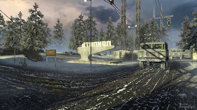 Michael Zimmerman Black Ops Concept Art 05a
