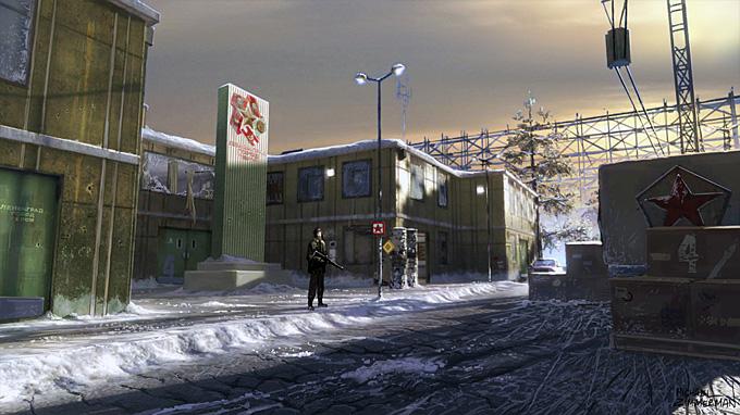 Michael Zimmerman Black Ops Concept Art 06a