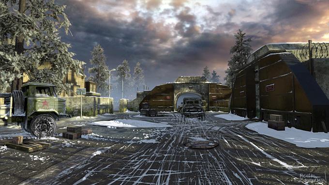 Michael Zimmerman Black Ops Concept Art 07a