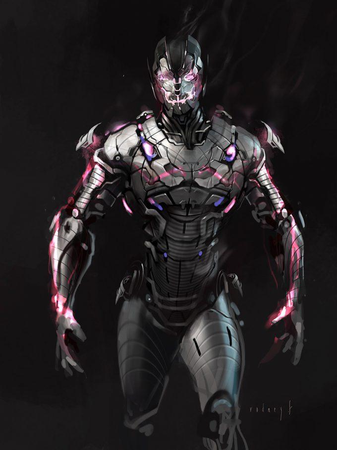 Rodney Fuentebella Concept Art Age of Ultron 02