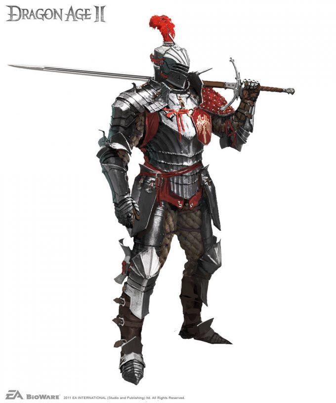 ville valtteri kinnunen concept art dragon age2 arormour2