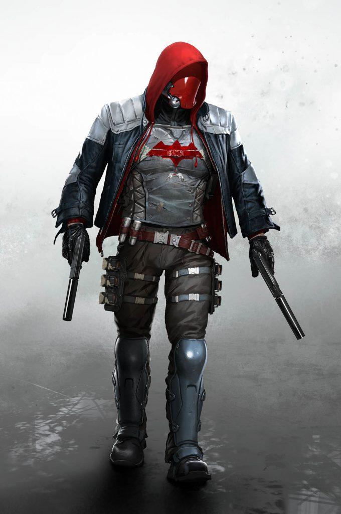 ville valtteri kinnunen concept art smv batman arkhamknight redhood