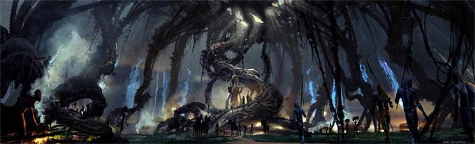 Avatar Concept Art Seth Engstrom 01a