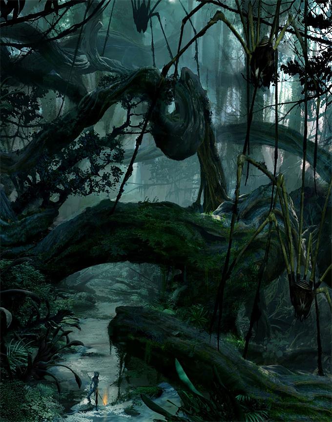 Avatar Concept Art Seth Engstrom 08a