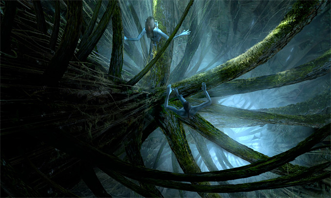 Avatar Concept Art Seth Engstrom 10a