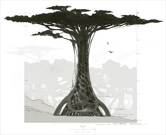 Avatar Concept Art Seth Engstrom 11a
