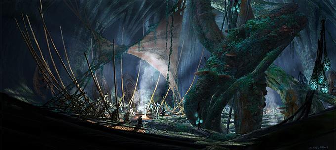 Avatar Concept Art Seth Engstrom 12a