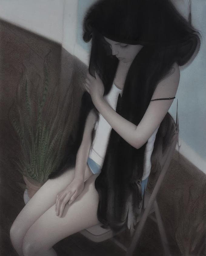 Eric_Fortune_Art_A_Moment_Alone