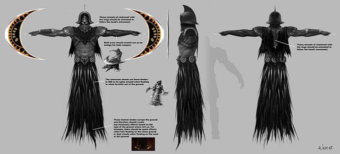 God of War 3 Andrew Kim 01a