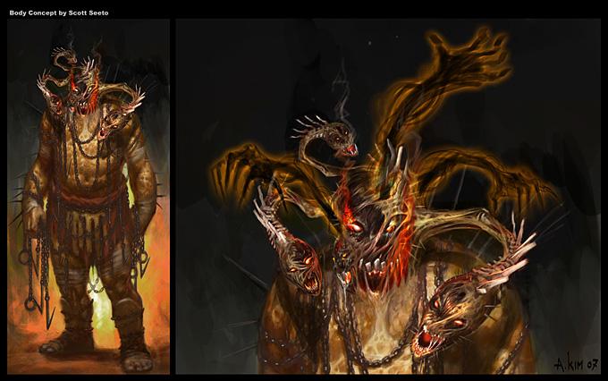 God of War 3 Andrew Kim 03a