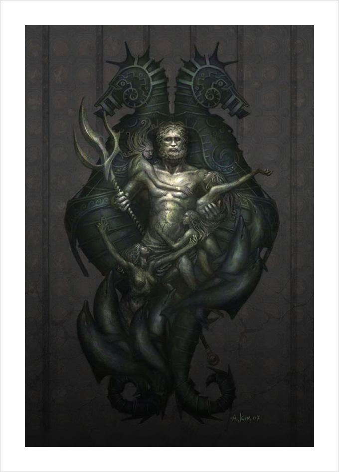 God of War 3 Andrew Kim 06a