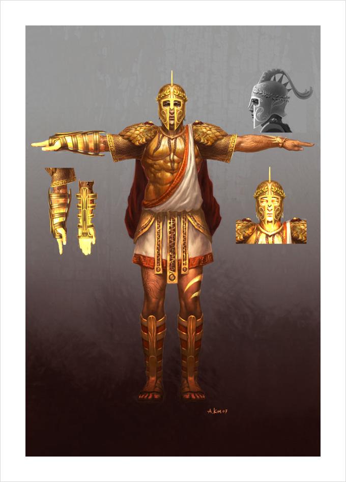 God of War 3 Andrew Kim 08a